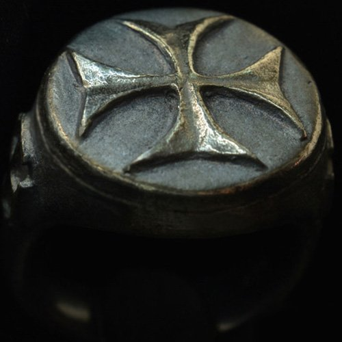 Nazi Iron Cross Ring Vintage Ring