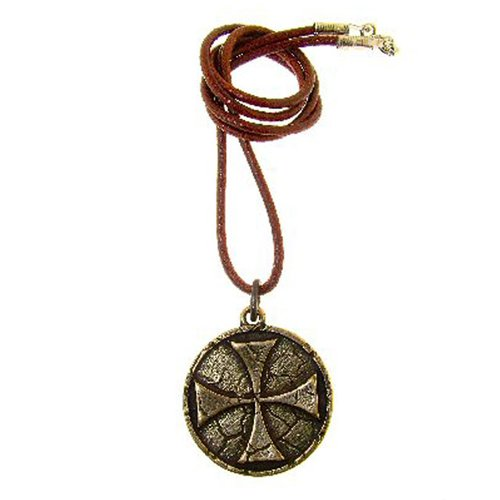 Iron Cross Pendant Nazi Necklace