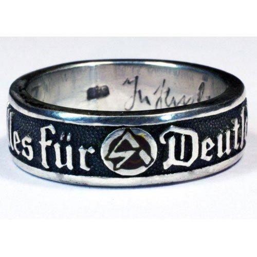 Alles fur Deutschland german Ring SA Ring Ernst Rohm WWII