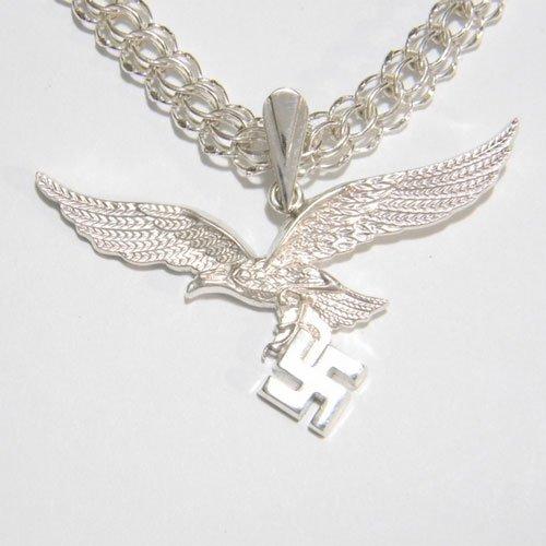 Third Reich Luftwaffe Eagle Pendant