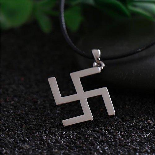 Third Reich Pendant Swastika Nazi Pendant
