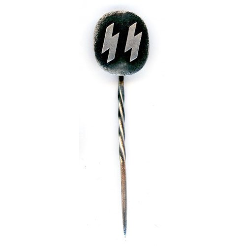 WW2 German Stickpin SS Third Reich Military Membership