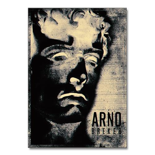Nazi Propaganda Artwork Canvas Print - A Tribute To Arno Breker