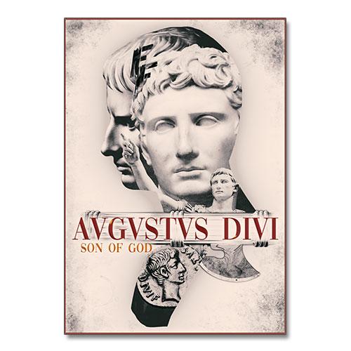 Nazi Propaganda Artwork Canvas Print - Augustus