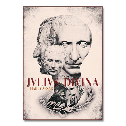 Nazi Propaganda Artwork Canvas Print - Julius