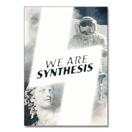 Nazi Propaganda Artwork Canvas Print - Synthesis
