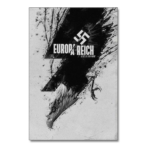 Nazi Propaganda Artwork Canvas Print - Victory