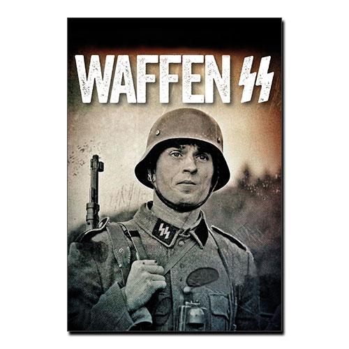 Third Reich Canvas Print Waffen-SS