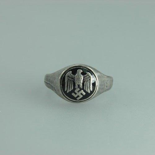 Wehrmacht Ring Nazi Ring Replica WWII